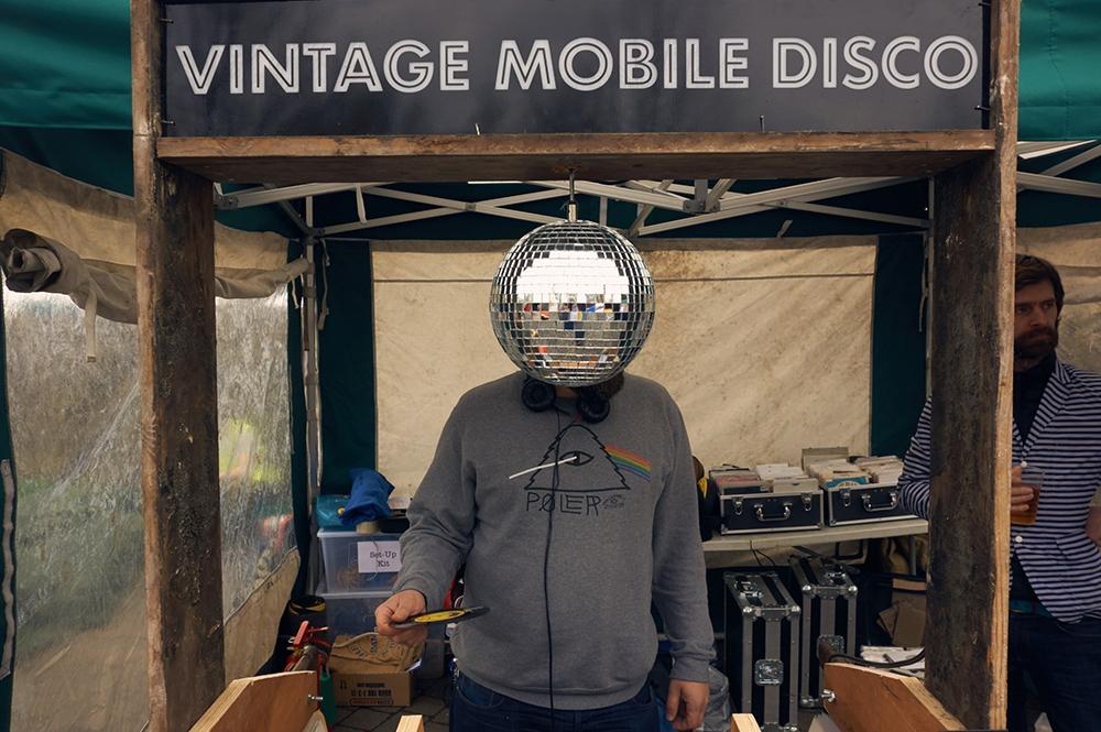 Vintage Mobile Disco